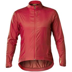 Mavic Essential Wind Jacket Herren haute red
